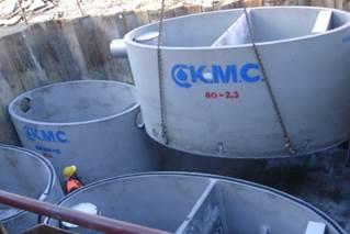 Fornitura di 19 impianti di trattamento acque meteroriche