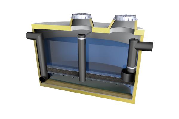 Impianti di filtrazione a carboni attivi tipo